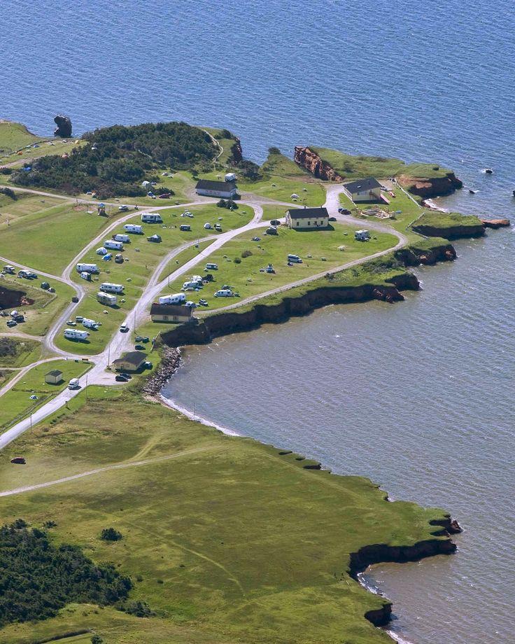 Corporation du Parc de Gros-Cap, Îles-de-la-Madeleine, Québec