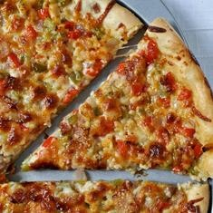 Clams Casino Pizza