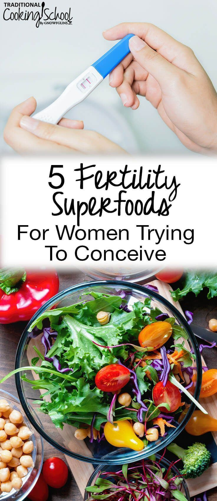 5 Fertility Superfoods For Women Trying To Conceive | Cooking for fertility  (fertility diet recipes) | Pinterest | Fertility, Fertility diet and  Pregnancy