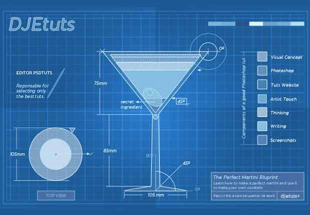 How to: make a martini