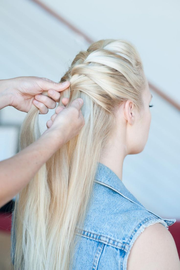 4 easy hair 'dos you can try for spring!