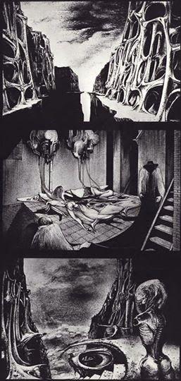 Rouge et Noir a Badem Ciflik: Charles Baudelaire's / Poem - Fleurs du mal / Flow...