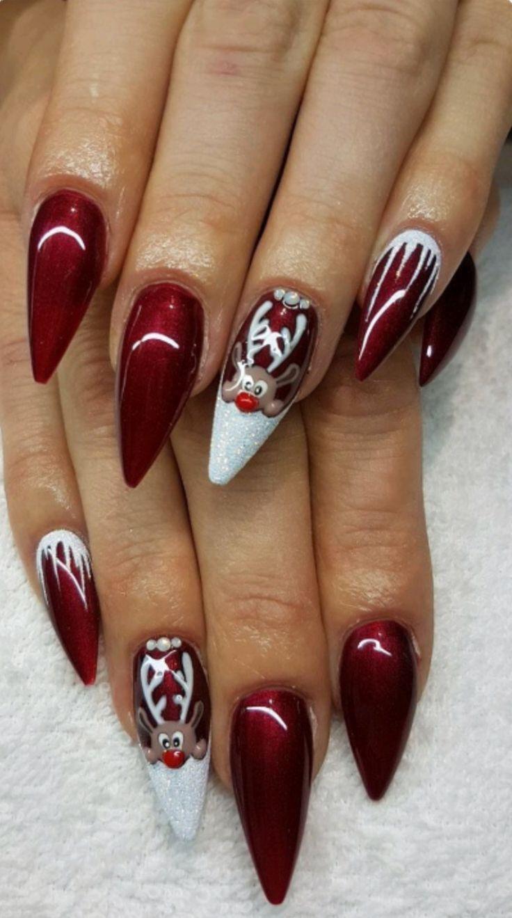 355 besten Nails Bilder auf Pinterest   Nageldesign, Nagelkunst und ...