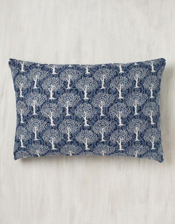 TREE pillow blue | Pillow | Pillow | Cushions | Home | INDISKA Shop Online