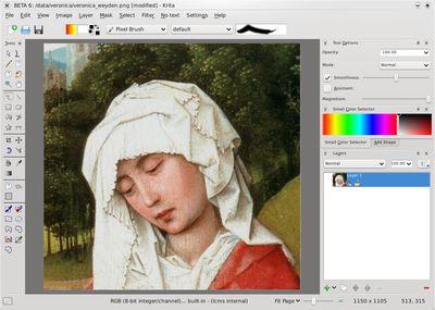 Krita - 10 Free Drawing Software Worth a Try - EnkiVillage