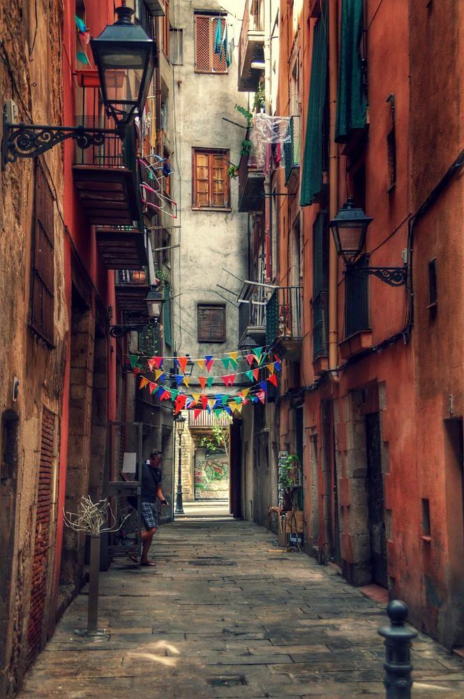 La Ribera - Barcelona by jose63