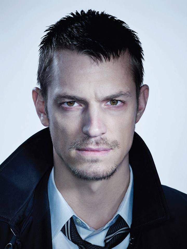 Joel Kinnaman as Holder - The Killing. One of the best characters on TV.