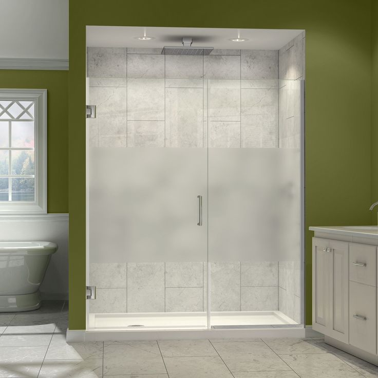15 Best Shower Doors Images On Pinterest Bathroom Bathroom Ideas