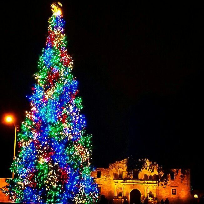 Christmas Tree San Antonio: 17 Best Images About San Antonio Riverwalk
