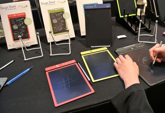 Ever-Ready Notepad: Boogie Board Rip Tablet   improvelectronics.com   - Like a Grown-up Etch-s-Sketch