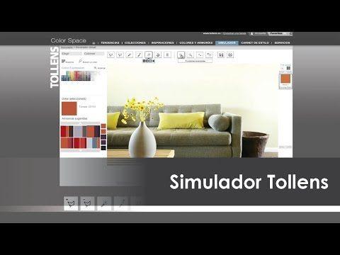 M s de 25 ideas incre bles sobre simulador de colores en for Simulador de decoracion