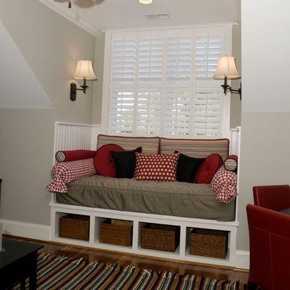 17 best dormer window images on pinterest bedrooms for Dormer bedroom ideas
