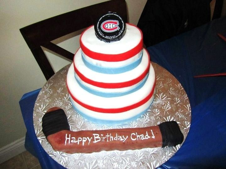 35 Best Montreal Canadiens Cakes Images On Pinterest Montreal