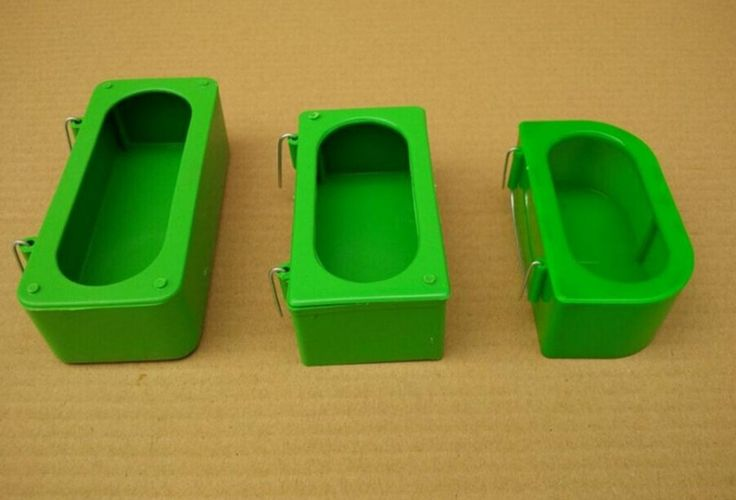 Pigeon supplies appliances pigeon breeders trough sink plug-in cartridge slots birds hanging parrot food containers pod 811