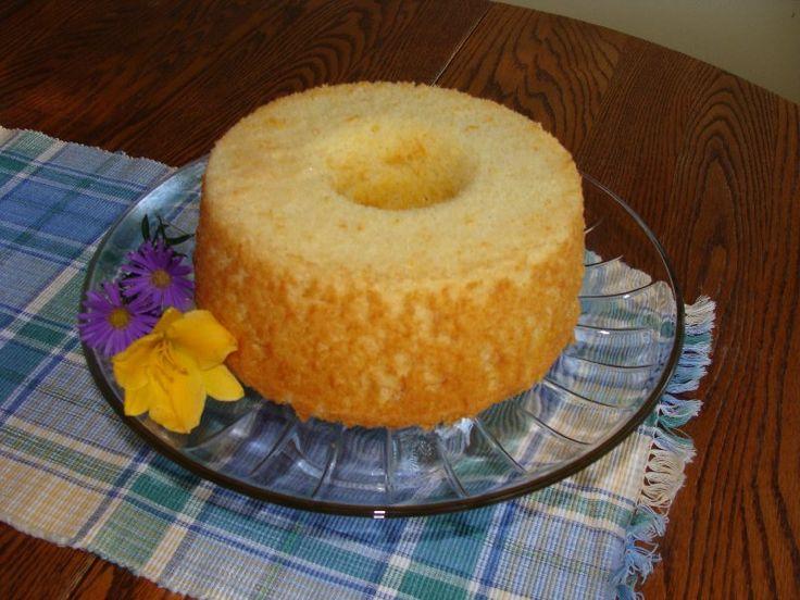 idées sur le thème Orange Chiffon Cake sur Pinterest | Chiffon Cake ...