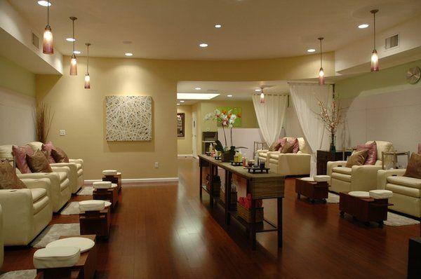 nail salon blueprint | Zaza Nail Spa - San Francisco, CA | Yelp
