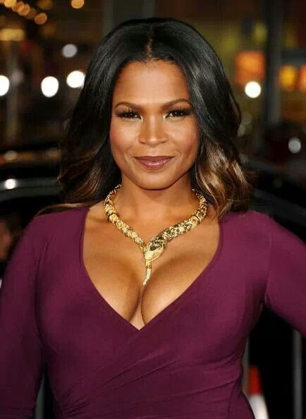 Nia Long is my twin.