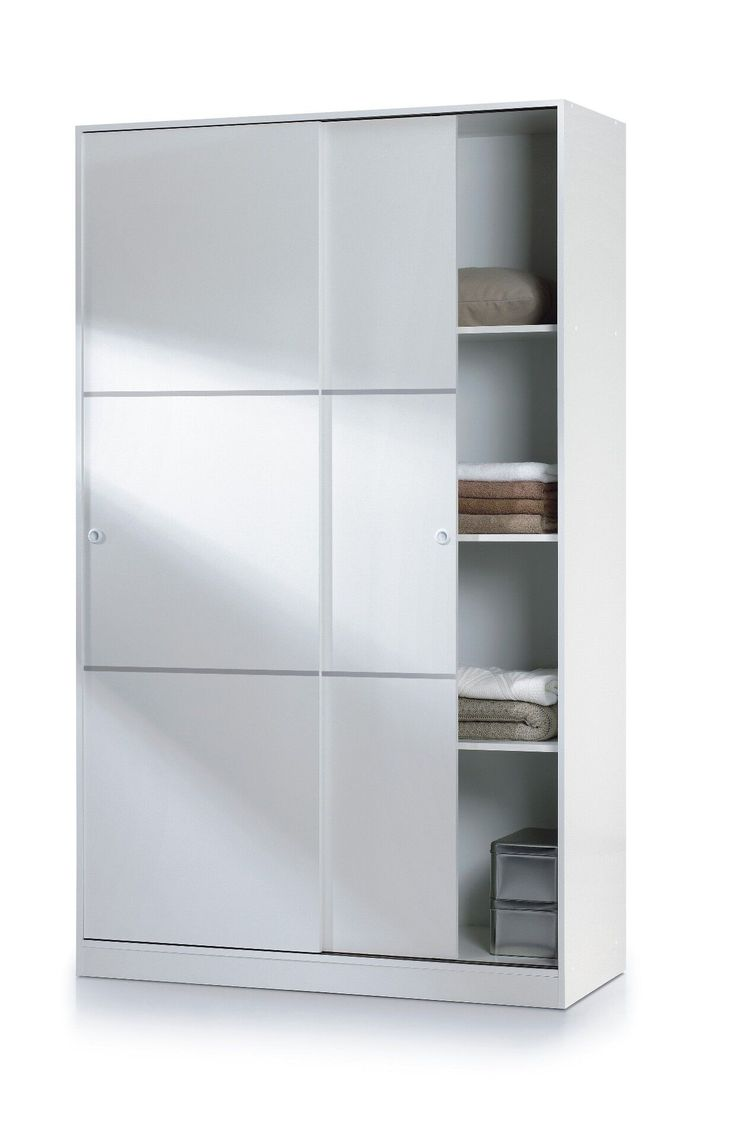 Thinking about buying Sliding 2 Door Wa.... It's on #sale here http://discountsland.co.uk/products/sliding-door-wardrobe-120cm-gloss-white?utm_campaign=social_autopilot&utm_source=pin&utm_medium=pin #furniturediscount #furniture