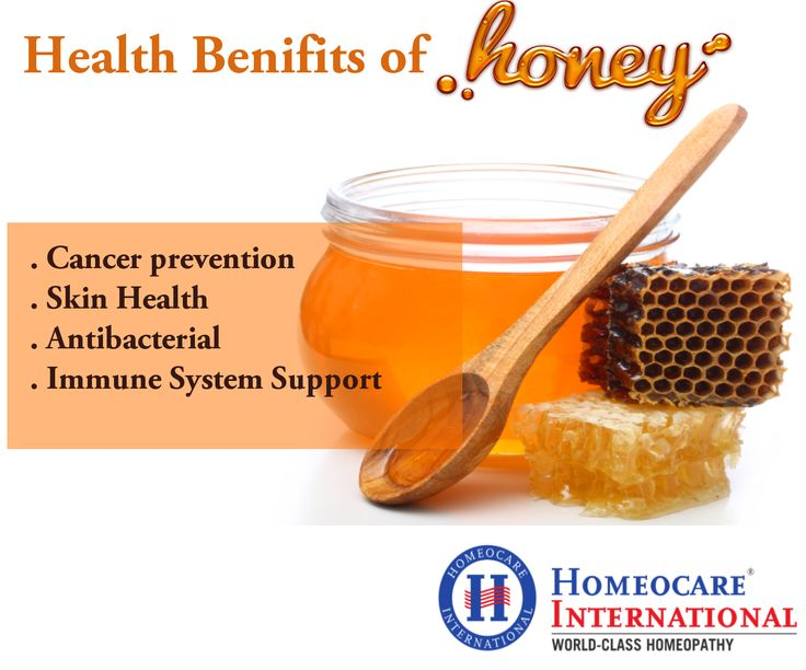 Naturally heal your body back to health with the benefits of Honey.