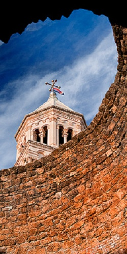 Tower of Diocletian, Split, Croatia