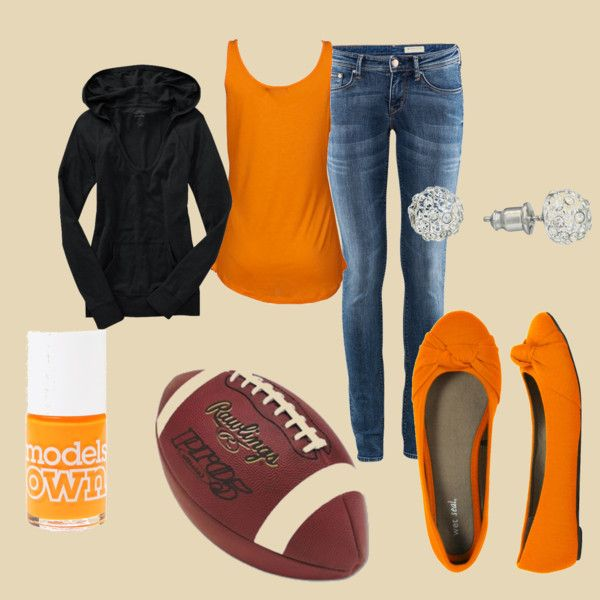 """""""Tennessee Vols Game Day!"""" by laurenklolo on Polyvore"""