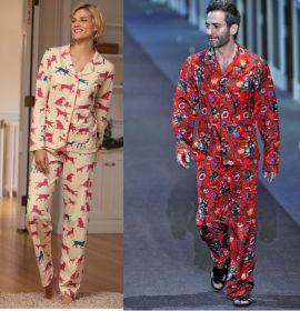 Este molde pode ser usado para fazer tanto um pijama quanto um abrigo. Pode-se usar moleton, moletinho, malha de algodão ou flanela. Segue moldes dos tamanhos 36 ao 56. Para homens, faça sempre um número a mais.