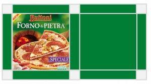 imprimible caja pizza
