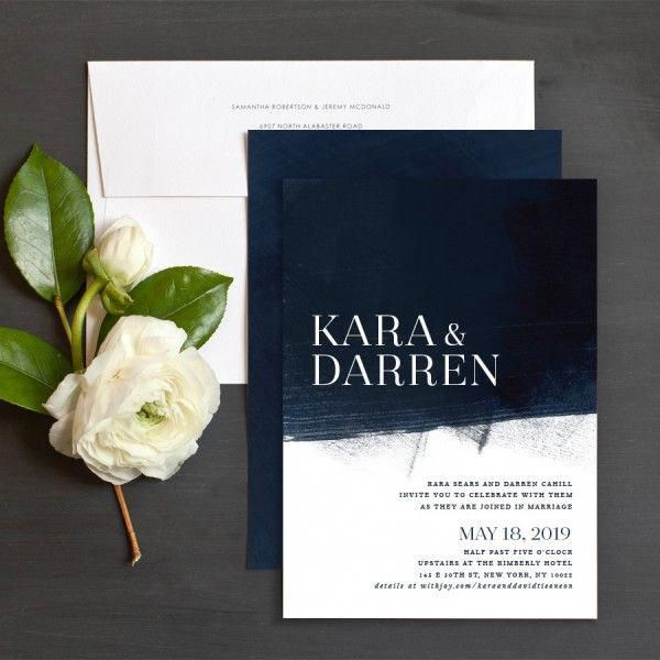 You Desire A Wedding Event Invite To Match The Overall