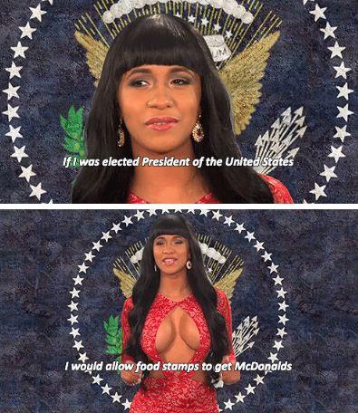 cardi b for president