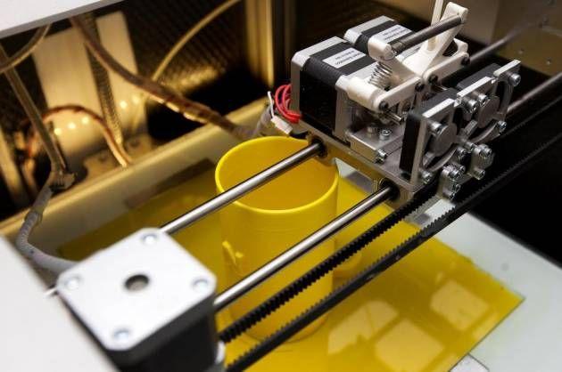 Han 3D-printer alt fra drikkedunkholder til robotter - Politiken.dk
