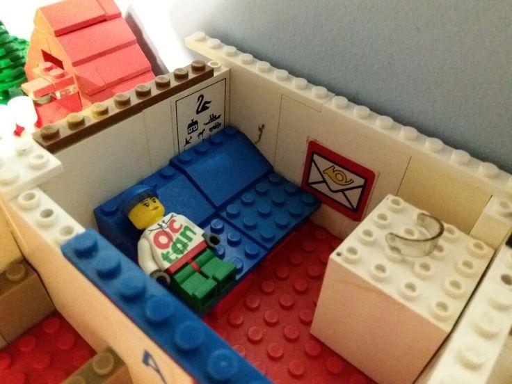 Lego bedroom sypialnia