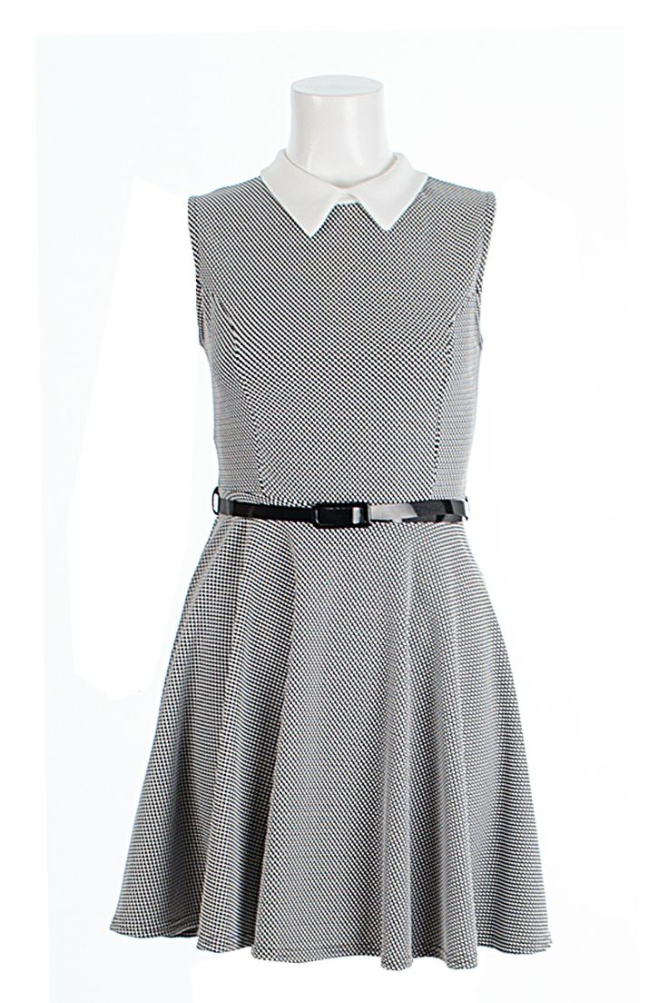 Jameela Black And White Checked Collared Skater Dress - See more at: http://www.fuchia.co.uk/products/clothing/dresses/jameela-black-and-white-checked-collared-skater-dress.aspx#sthash.ITDTMpxp.dpuf