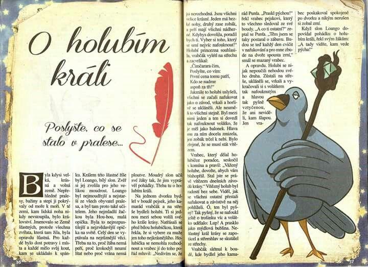 O holubím králi
