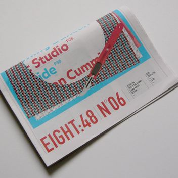 Counter Print – Eight:48 Issue 6 – £6