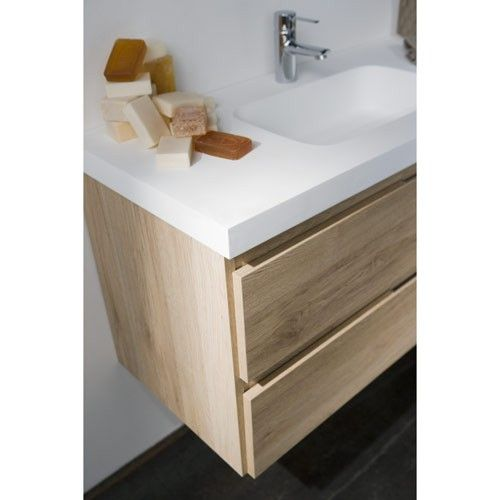 Mueble de Baño LINE COMPLET Roble