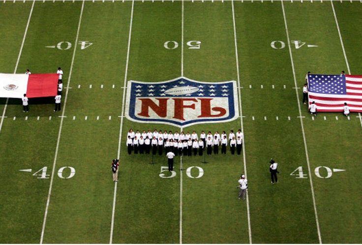 Acuerda NFL y Sectur realizar 3 Juegos adicionales de la temporada regular entre 2019 y 2021