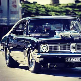 HG Holden Monaro GTS