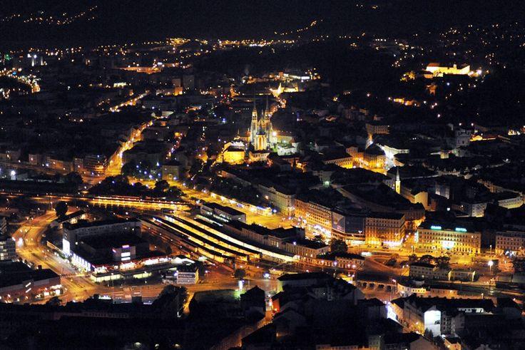 Petrov a hlavní nádraží, Brno