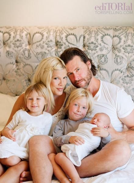 See Tori Spelling's intimate pregnancy pictures! | BabyCenter Blog