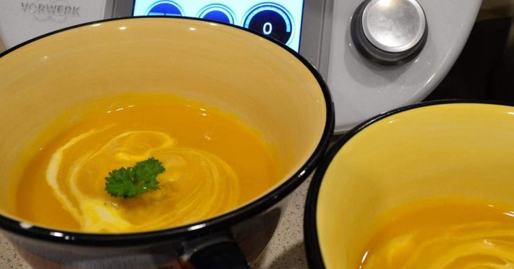 Best Ever Pumpkin Soup