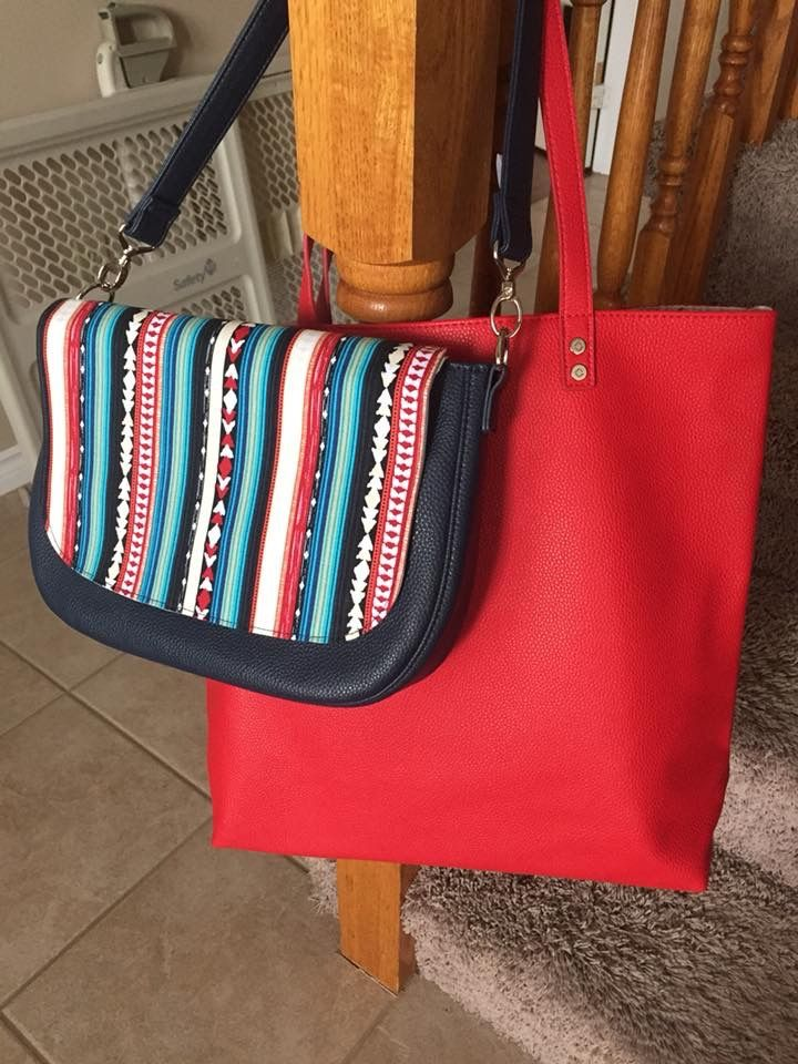 Around Town Tote With Studio 31 Purse
