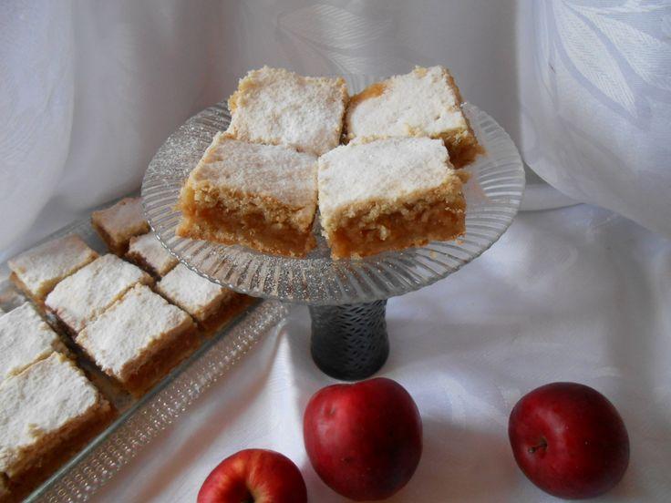 Prajitura taraneasca cu mere