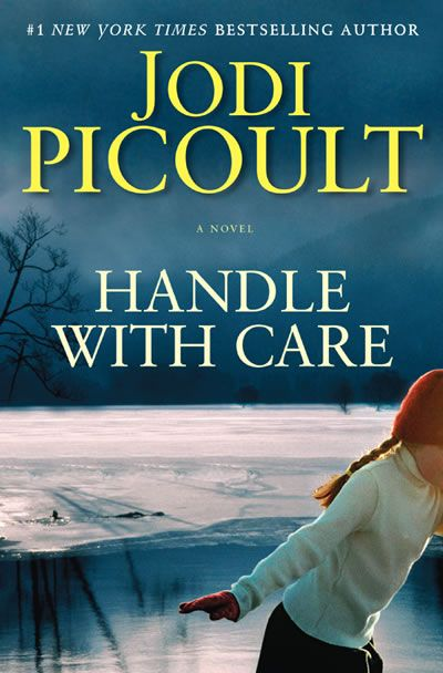Love Jodi Picoult this ending was horrible though