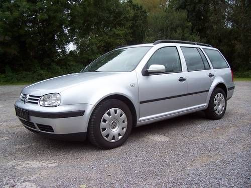 2005 VW Golf Tdi
