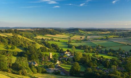 Dorset ~ such a beautiful part of England ... I have dreams I might live there one day!