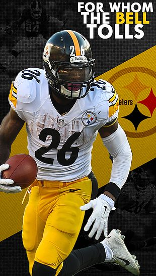 Pittsburgh Steelers #26 Le'Veon Bell