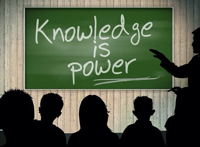Knowledge is POWER!!