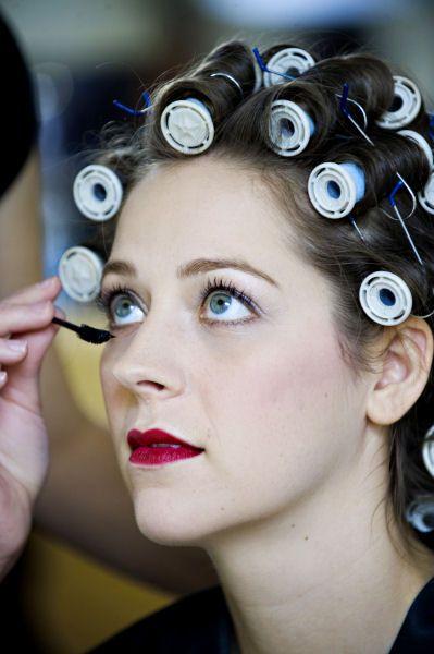Eye Makeup For Morning Wedding : Top 18 ideas about Wedding hair on Pinterest Wedding ...