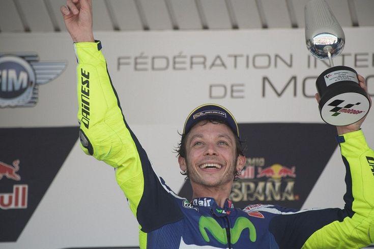 Valentino Rossi (Foto: Getty Images/Mirco Lazarri)
