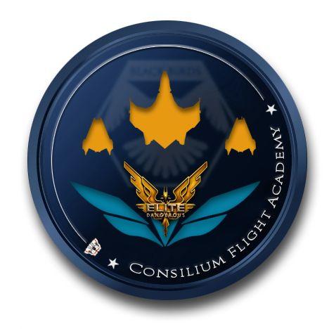 Logo de la Consilium Flight Academy (CoFAc)